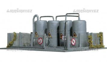 N - Zásobníky na palivové oleje Warwick