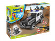 Junior Kit auto - Offroad Vehicle Police (1:20)