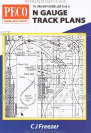 N - Plány kolejišť systému Peco SETRACK