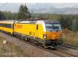 TT - Elektrická lokomotiva BR 193 Vectron Regiojet - CZ (analog)