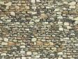 H0 - Kartonová zeď Dolomit 3D