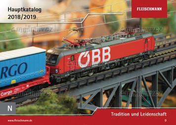 N - Kompletní katalog Fleischmann 2018/19