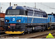 TT - Dieselová lokomotiva 753.6 - ČD Cargo (analog)