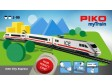 "H0 - ""PIKO myTrain"" - Start set ICE"