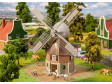 H0 - Větrný mlýn