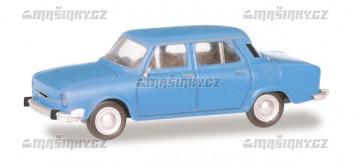 H0 - Škoda 110 L, holubí modř