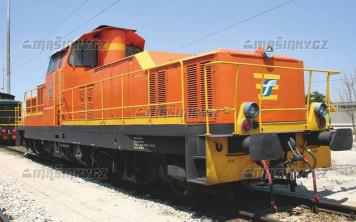 H0 - Dieselová lok. D.145, FS (analog)