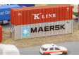 N - 40' Hi-Cube Container MAERSK