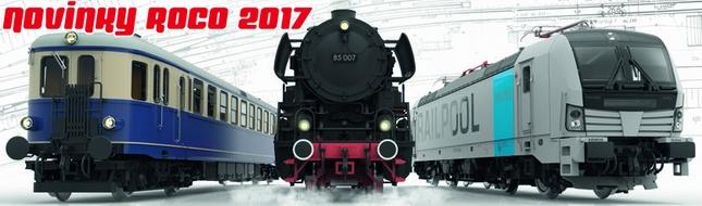 Novinky ROCO 2017