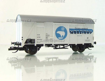 TT - Mrazírenský vůz Glm - ČSD