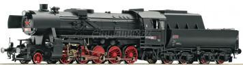 H0 - Parní lokomotiva Rh 555.0, ČSD (DCC, zvuk)