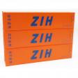 H0 - Set kontejnerů ZIH