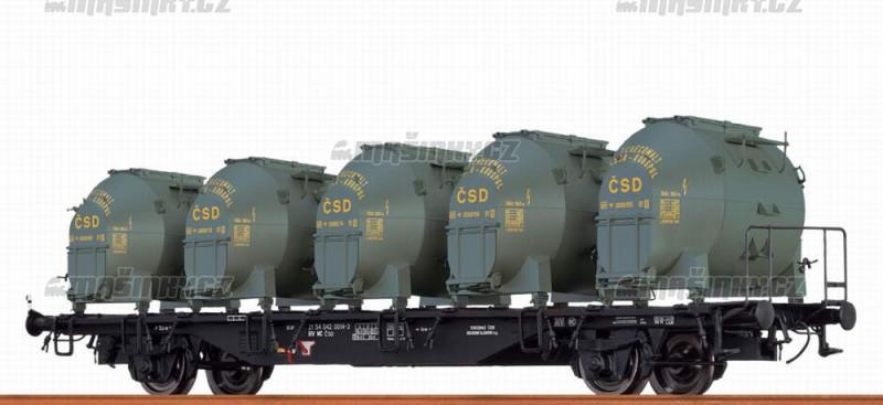 H0 - Kontejnerový vůz Ls - ČSD #1