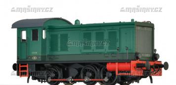 H0 - Dieselová lokomotiva 230 - SNCB (DCC, zvuk)