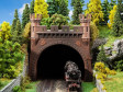 H0 - Tunelový portál Kyllburg