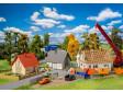 H0 - Akční set - Vesnické domy
