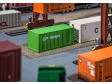 H0 - 20' Container CP Ships