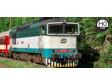 H0 - Dieselová lokomotiva 750 118 - ČD (analog)