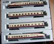"""H0 - 4-dílná jednotka VT18.16  """"Vindobona"""" - DR (analog)"""