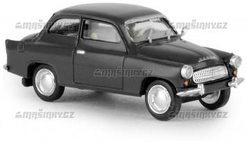 H0 - Škoda Octavia černá