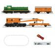 H0 - Digitální start set s nákladním vlakem a z21 Start, DR