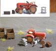 H0 - Akční sada: Oprava traktoru