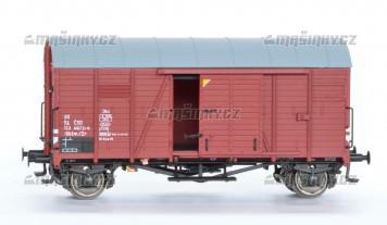 H0 - Set dvou uzavřených vozů Oppeln (Gklm/Zr) - ČSD