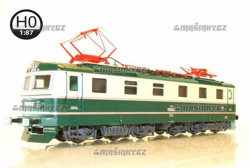 H0 - Elektrická lokomotiva E669 2133 - ČSD (DCC, zvuk) #1