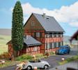 H0 - Obytný dům s přístavbou