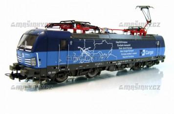 H0 - Elektrická lokomotiva Vectron 383 - ČD Cargo (analog)