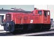 H0 - Dieselová lok. Rh 2062, ÖBB (DCC, zvuk)