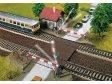 H0 - Chráněný železniční přejezd