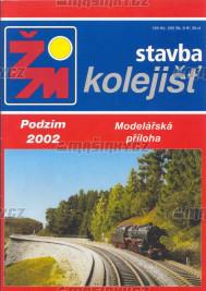 Stavba kolejišť - 2002