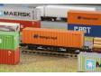 N - 40' Hi-Cube Container Hapag-Lloyd