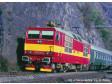 H0 - Elektrická lokomotiva řady 372 - ČSD (analog)