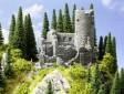 H0 - Zřícenina hradu