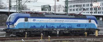 H0 - Elektrická lokomotiva řady 193 Vactron - ČD (DCC,zvuk)