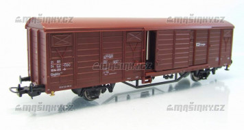 H0 - Uzavřený vůz Gbgkks - ČD Cargo