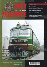 Svět železnice 74 - květen 2020