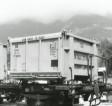 """H0 - Otevřený kontejner Eoskrt 022 """"Von Haus zu Haus"""""""