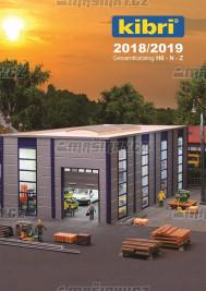 Katalog Kibri 2018/19