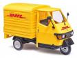 0 - Piaggio Ape 50 DHL M 1: 43
