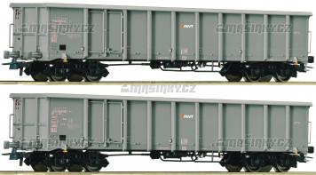 H0 - Set 2 nákladních vozů, AWT