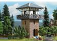 H0 - Vyhlídková věž Limes