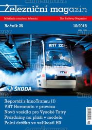 Železniční magazín 10/2018