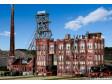 H0 - Důlní komplex s těžní věží