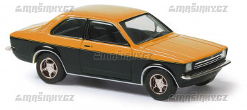 H0 - Opel Kadett C, oranžový/černý