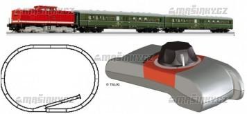 TT - Analogový start set osobní vlak