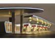 H0 - Moderní autobusové nádraží, LED osvětlení