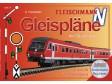 N - Plánky kolejiva Fleischmann